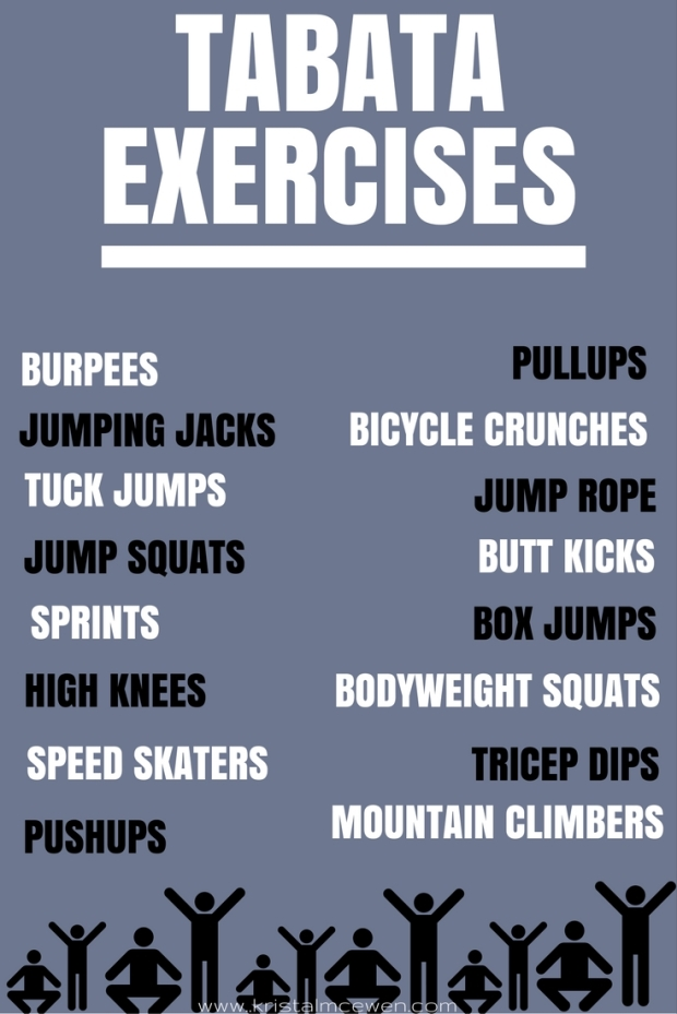 tabata-exercise-list